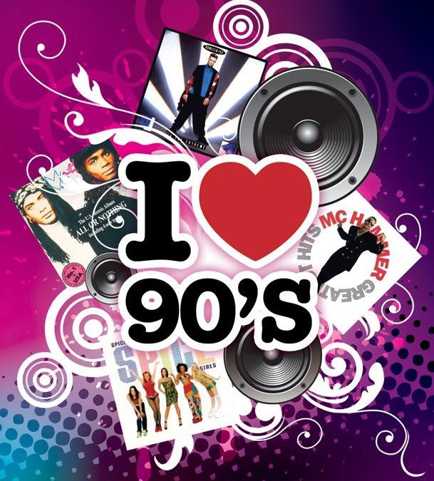 90's Party op 13 oktober