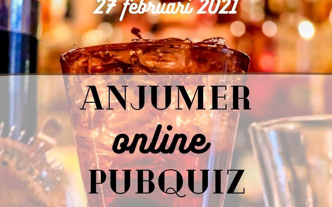 Anjumer Online Pubquiz 27 februari